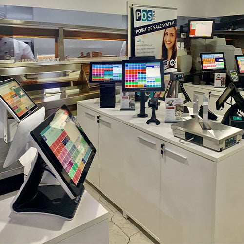 Mantas Point Of Sale System