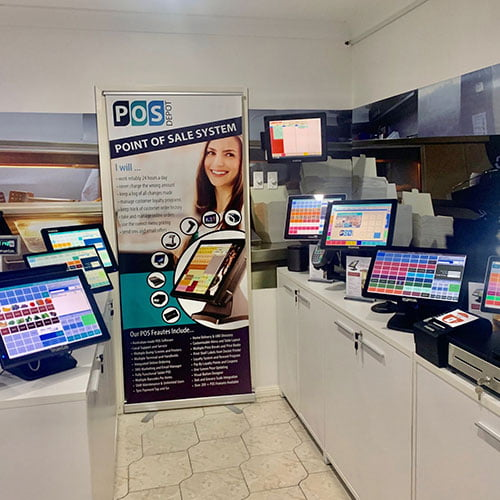 POS Depot Point Of Sale System